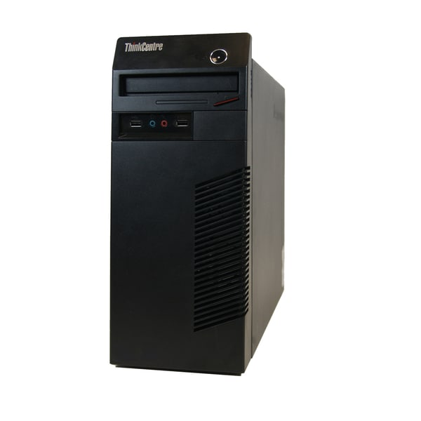 Lenovo M80 MT Core i3-3.2GHz 4096MB 250GB DVD W7P64 Desktop Tower (Refurbished)