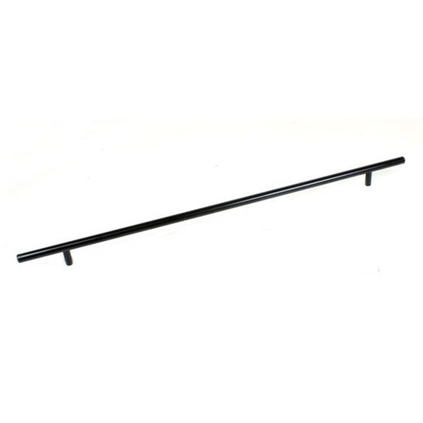 24-inch Solid Oil Rubbed Bronze Cabinet Bar Pull Handles (Case of 15)
