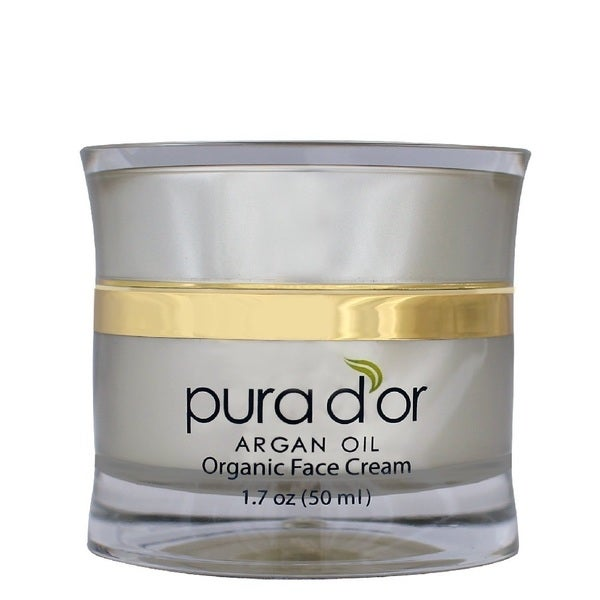 Pura d'or Organic Organic Anti-aging Face Cream