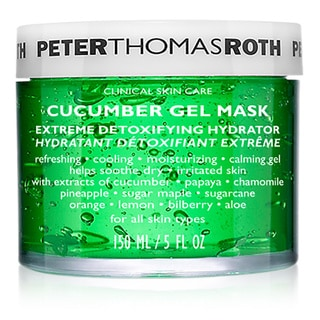 Peter Thomas Ross Cucumber Gel Mask