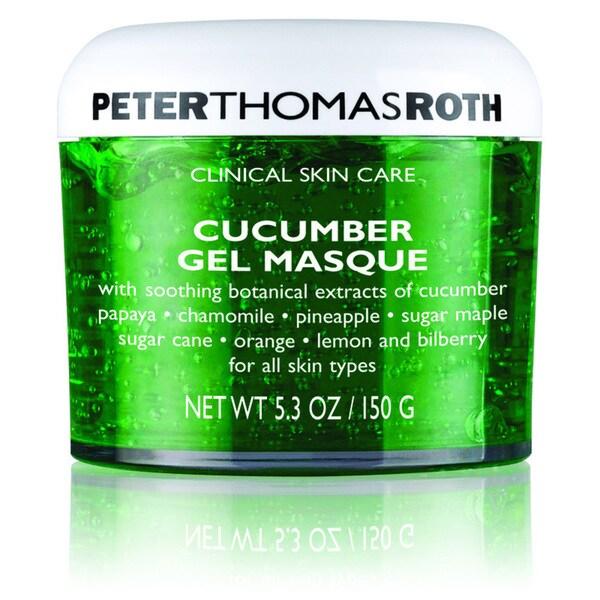 Peter Thomas Ross Cucumber Gel Mask