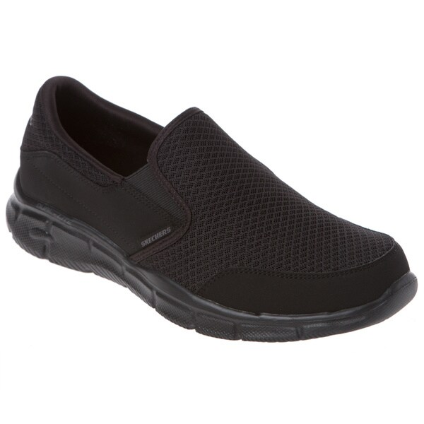 Skechers USA 51361 Mesh Upper Memory Foam Footbed Slip-on