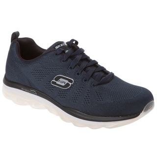 Skechers USA 51439 Skech-Air Engineered Mesh Upper Gel-infused Memory Foam Footbed Sneakers