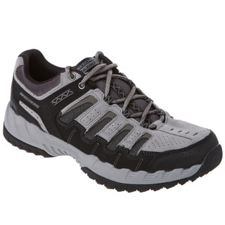 Skechers USA 51384 Relaxed Fit Gel-infused Memory Foam Footbed Trail Shoe