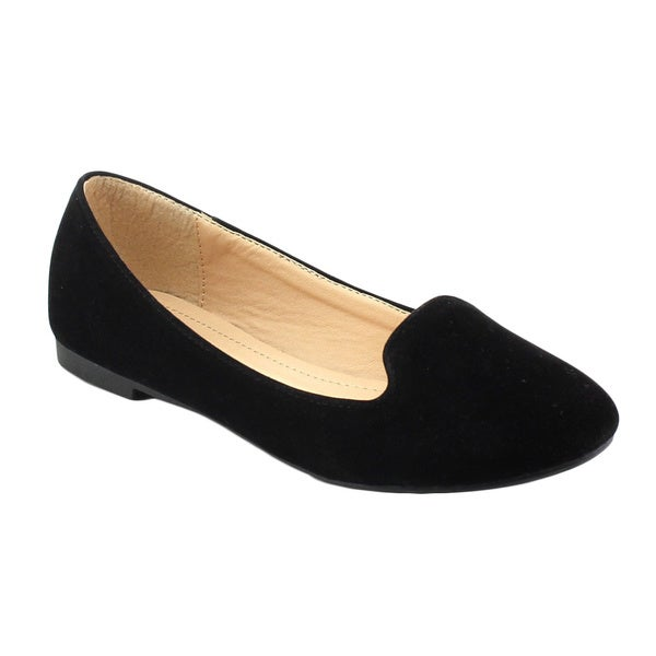 Refresh Women's Stacy-06 Casual Slip-on Loafer Flats
