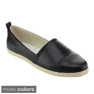 Refresh Women's Ally-02 Casual Skimmer Loafer Flats