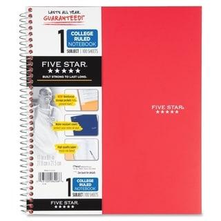 Five Star Wirebound Notebook (Pack of 4)