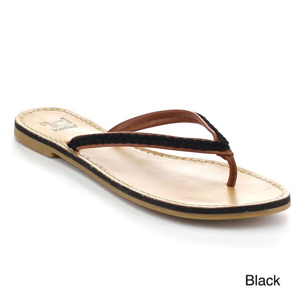 Betani Women's Hope-1 Slip-on Thong Sandals