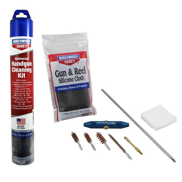 Birchwood Casey Univer. Stainless Steel Cleaning Kit