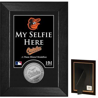 Baltimore Orioles 'Selfie' Minted Coin Mini Mint