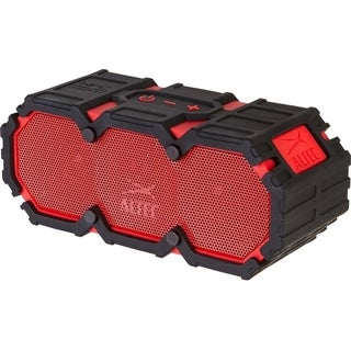 Altec Lansing Speaker System - Wireless Speaker(s) - Red
