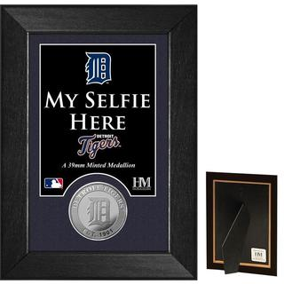 Detroit Tigers 'Selfie' Minted Coin Mini Mint