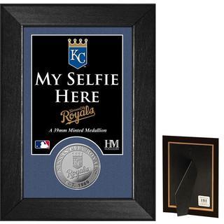 Kansas City Royals 'Selfie' Minted Coin Mini Mint