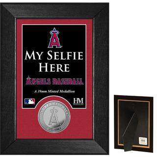 Los Angeles Angels 'Selfie' Minted Coin Mini Mint