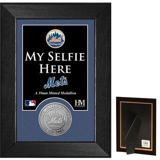 New York Mets 'Selfie' Minted Coin Mini Mint