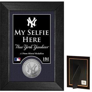 New York Yankees 'Selfie' Minted Coin Mini Mint