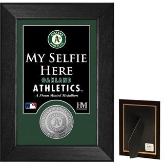 Oakland A's 'Selfie' Minted Coin Mini Mint