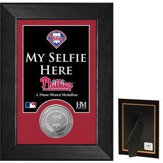 Philadelphia Phillies 'Selfie' Minted Coin Mini Mint