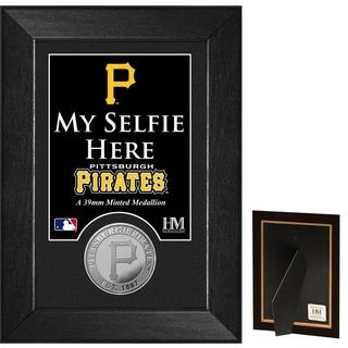 Pittsburgh Pirates 'Selfie' Minted Coin Mini Mint