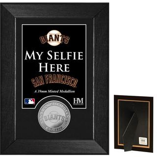 San Francisco Giants 'Selfie' Minted Coin Mini Mint