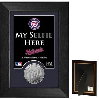 Washington Nationals 'Selfie' Minted Coin Mini Mint