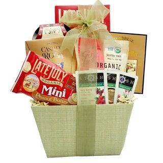 Organic Healthy Gift Basket