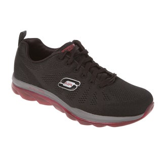 Skechers USA Skech-Air Engineered Mesh Upper Gel-Infused Memory Foam Footbed Shoe