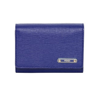 Fendi Crayons Flap Card Case