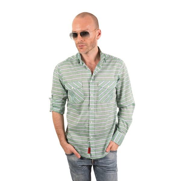 Elie Balleh Brand Men's 2015 Style Slim Fit Shirt 15315150