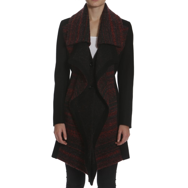 Women's Big Wool Coat