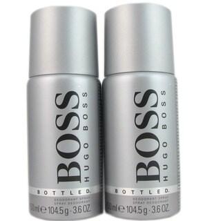 Boss Bottled No. 6 by Hugo Boss for Men 3.5 oz Deodorant Spray