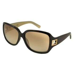 Fendi Women's FS5206FF Rectangular Sunglasses