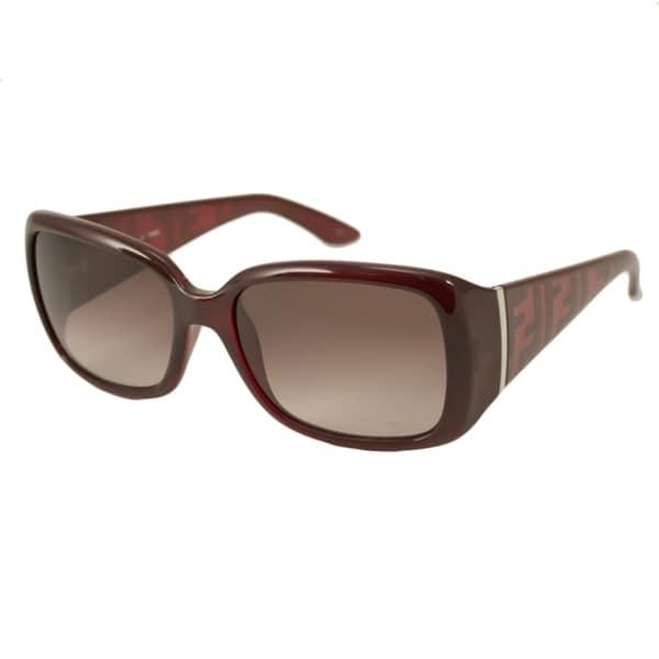 Fendi Women's FS5197 Rectangular Sunglasses