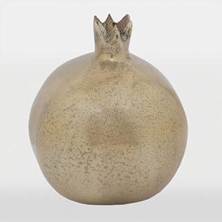 Realm II Decorative Pomegranate Figurine