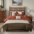 Madison Park Mandara 7-Piece Comforter Set