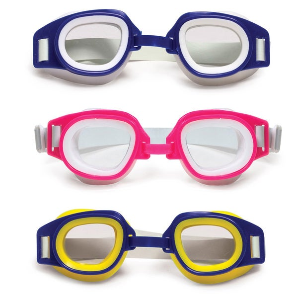 Poolmaster Junior Racer Child Swim Goggles