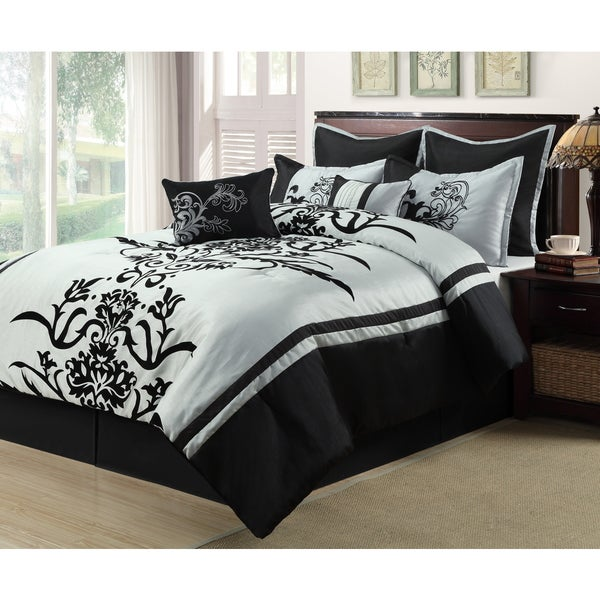 Foulard 8-Piece Comforter Set