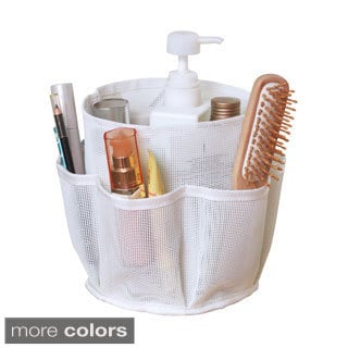 Practical Mesh Cosmetic Bag/ Bathroom Organizer