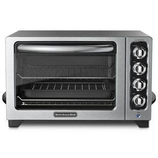 KitchenAid RKCO223QG Liquid Graphite Oven (Refurbished)