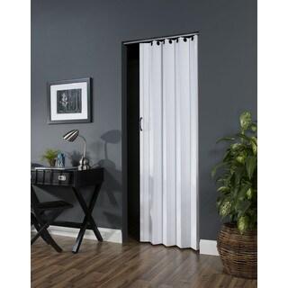 "Spectrum Nuevo White 36""x80"" Folding Door"