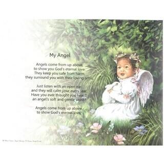 Angel Blessings II Print