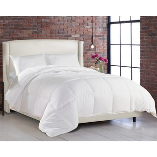 Ultra Soft and Cozy White Hypoallergenic Down Alternative Comforter/ Duvet Insert