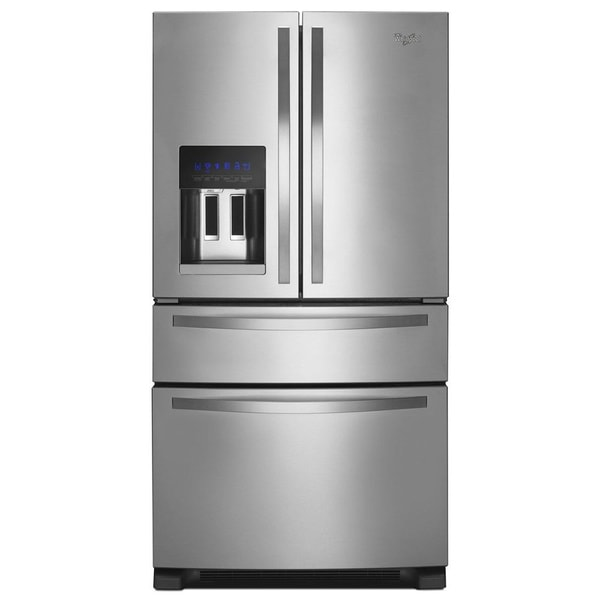 Whirlpool 24 5 Cu Ft French Door Refrigerator 17245925