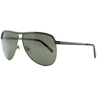 MICHAEL Michael Kors Womens MK170M Pierce 210 Aviator Sunglasses