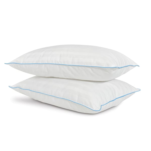 Hotel Laundry Soft/ Medium Density Pillow (Set of 2)