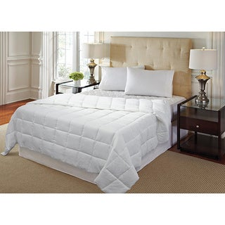 Hotel Laundry Basic Easy Care Comforter/ Duvet Insert (Set of 2)