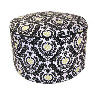 Trend Lab Waverly Rise and Shine Petite Pouf Chair