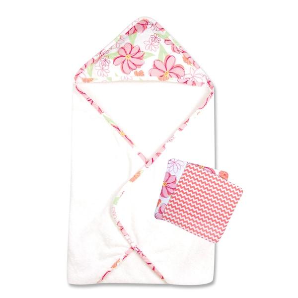 Trend Lab Hula Baby 3-pack Bath Bundle Box Set