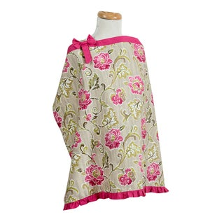 Trend Lab Waverly Jazzberry Nursing Cover