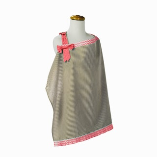Trend Lab Cocoa Coral Nursing Cover